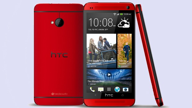 HTC One Glamour Red disponibile da MarcoPolo a 599€