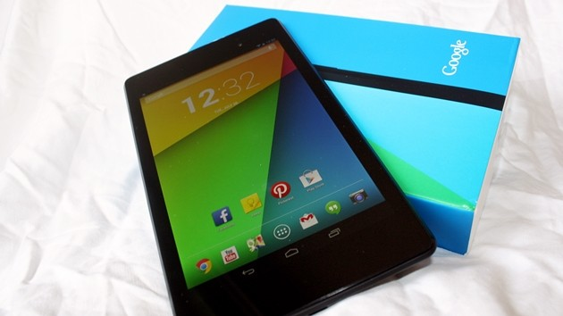 Nexus 7 2013: disponibili per il download immagini di sistema e driver
