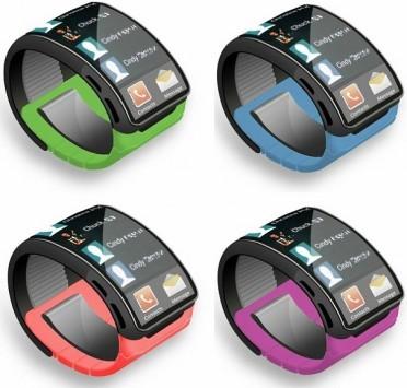 Samsung Galaxy Gear: ecco il primo concept dello smartwatch