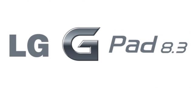 LG ufficializza il G Pad 8.3 con un video teaser