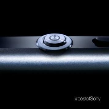 Sony Xperia Z1 Honami: ecco la prima immagine ufficiale del pulsante di accensione