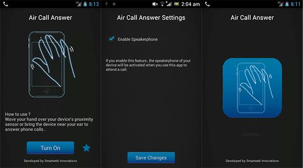 Air Call Answer: ecco un'app per rispondere facilmente alle telefonate