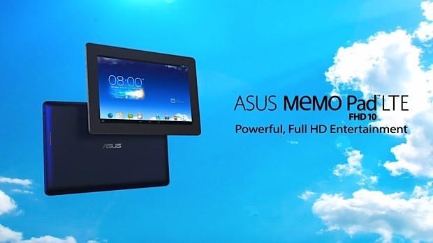 ASUS MeMo Pad 10 FHD LTE: specifiche tecniche rivelate da un video ufficiale