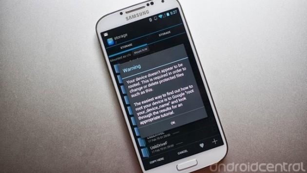 Samsung Galaxy S4 'Google Edition': scovato un bug dopo l'update ad Android 4.3