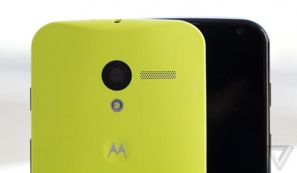 Motorola Moto X: ecco le prime immagini della scocca in legno