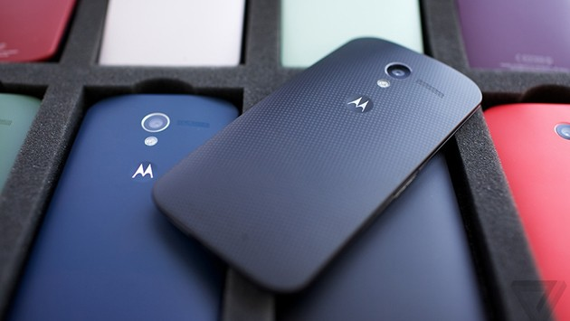 Motorola Moto X disponibile dal 23 Agosto in USA?