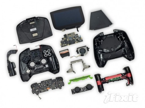 Nvidia Shield messo a nudo da iFixit