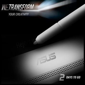ASUS pubblica immagini teaser del nuovo Transformer Pad: presentazione all'IFA di Berlino