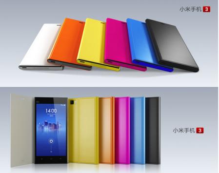 Conferenza Xiaomi, presentato il MI-3