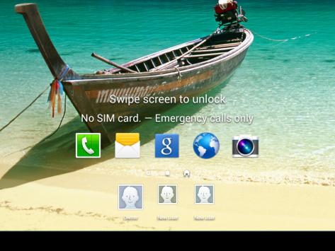 La multi utenza arriverà a breve su Galaxy Tab 3 8.0 e 10.1