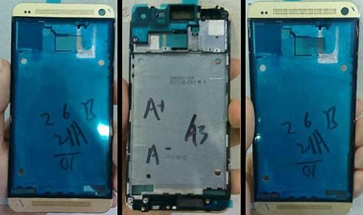 HTC One: trapelate sul web le presunte immagini della nuova colorazione oro