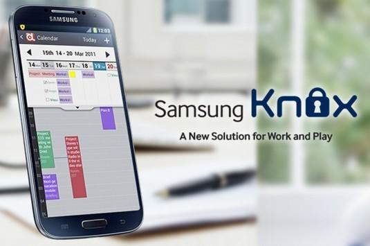 Un documento su Samsung KNOX conferma l'aggiornamento a KitKat per alcuni device