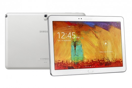 Il Samsung Galaxy Note 10.1 (2014 edition) fa visita all'FCC