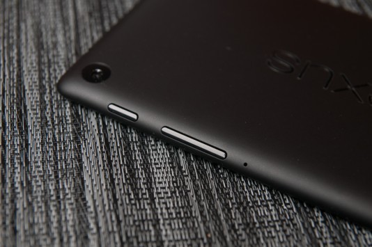 Nexus 7 2013: Soluzione al problema dei tasti fisici