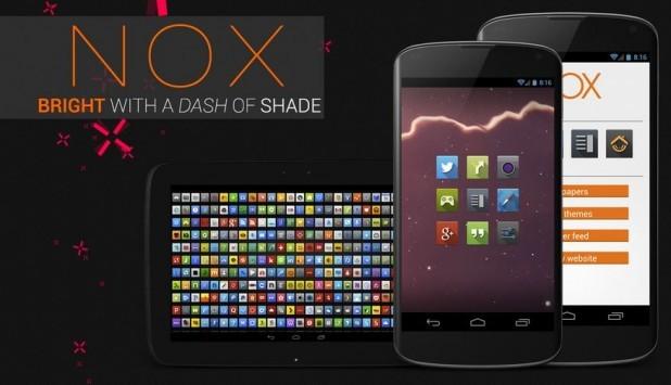 NOX: ecco un nuovo icon pack per personalizzare il vostro Android