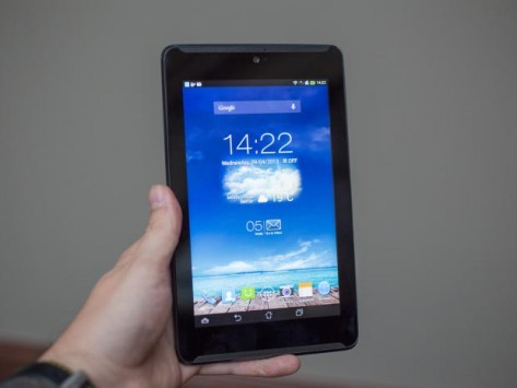 ASUS FonePad 7 si aggiorna ufficialmente ad Android 4.3