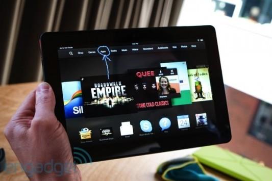 """Amazon Kindle Fire OS 3 """"Mojito"""": conosciamo meglio il nuovo OS dei Kindle Fire HDX"""