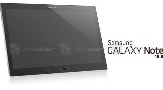 Samsung Galaxy Note 12.2: queste i primi render ufficiali?