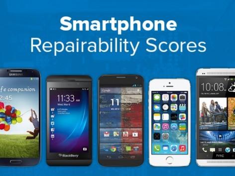iFixit ha pubblicato una classifica di riparabilità per i nostri device