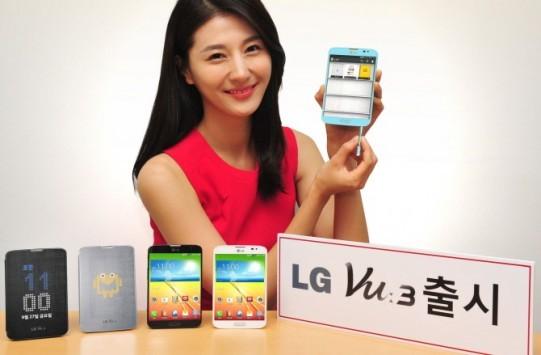LG Vu 3 annunciato ufficialmente: Snapdragon 800 e display in 4:3