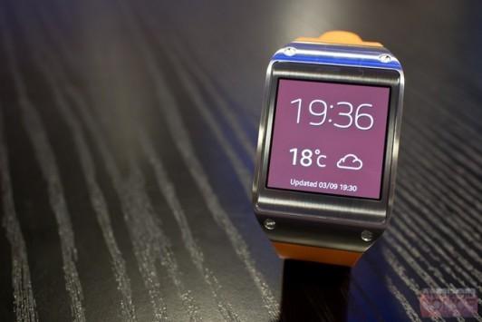 Svelato ufficialmente Galaxy Gear, il primo SmartWatch di Samsung