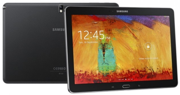 Il Firmware del Galaxy Note 10.1 2014 è ora disponibile al download