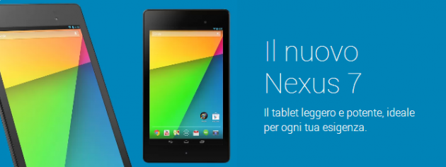 Il Play Store Devices apre i battenti in Italia!