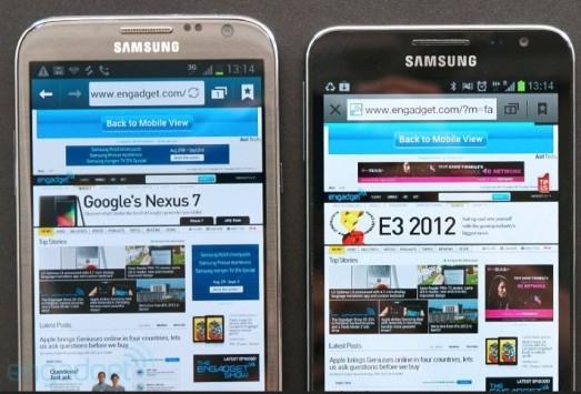 Samsung ha venduto 40 milioni di smartphone Galaxy Note: 30 milioni sono Galaxy Note II