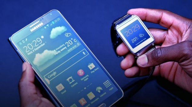 Il firmware del Galaxy Gear è ora disponibile al download