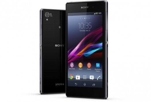 Sony Xperia Z1: nuovo record nel test benchmark AnTuTu
