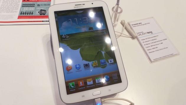 Samsung Galaxy Note 8.0: iniziato il roll-out dell'aggiornamento ad Android 4.2.2