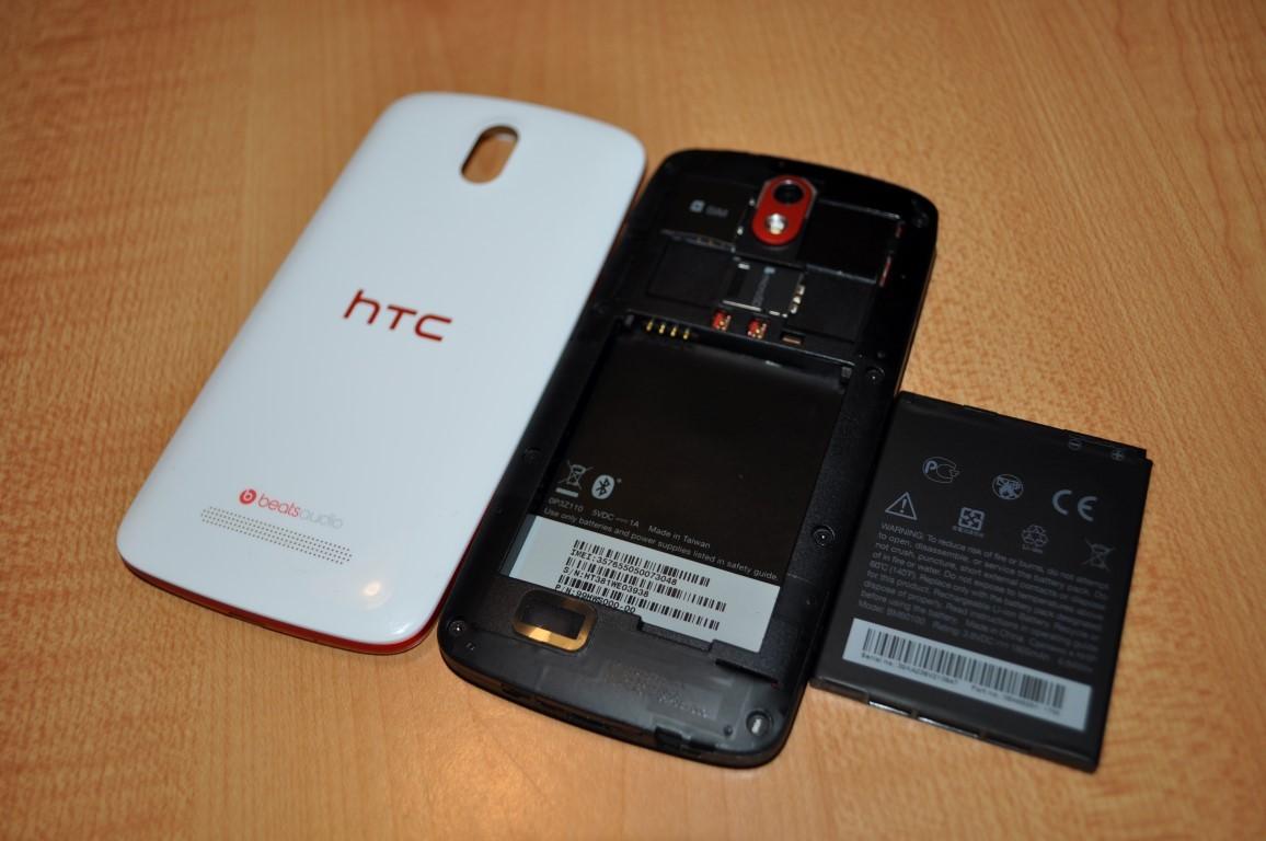 HTC DESIRE 500 MESSO A NUDO