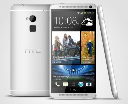 HTC One Max riceve l'aggiornamento ad Android 4.4.2 KitKat