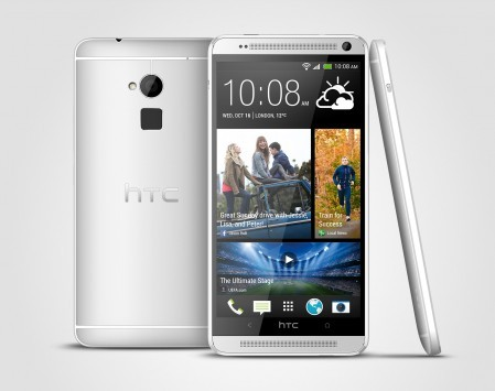 HTC One Max: l'update con Sense 6.0 arriva in Europa