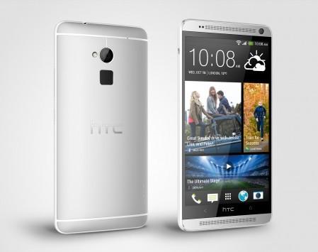 HTC One Max si aggiorna ufficialmente ad Android 5.0 Lollipop