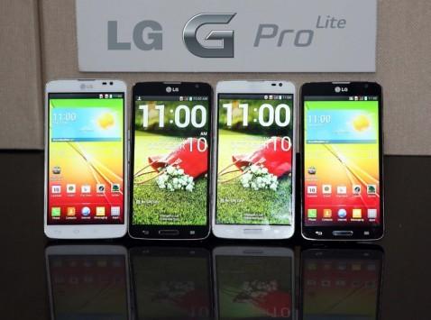 L'LG G Pro Lite è ufficiale: un 5.5