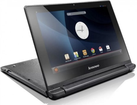 Svelato ufficialmente il Lenovo A10, un laptop android da 10.1
