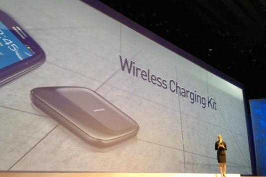 Samsung: ricarica wireless a risonanza magnetica già sui device del 2014?