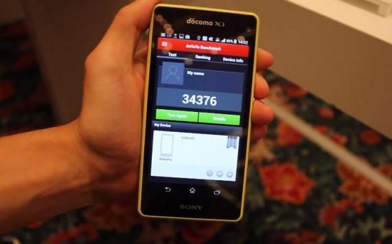 Sony Xperia Z1 Mini ottiene oltre 34000 punti su AnTuTu