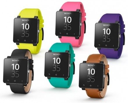 Sony SmartWatch 2: in arrivo Silver e FIFA Edition