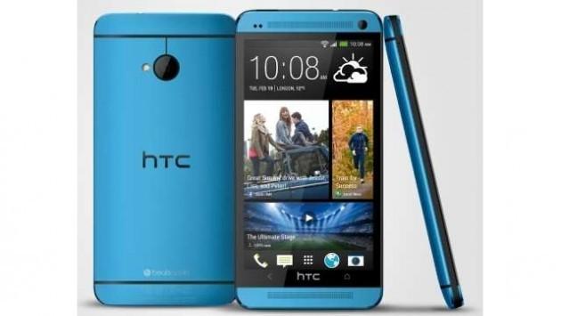 HTC One si tinge ufficialmente di Vivid Blu