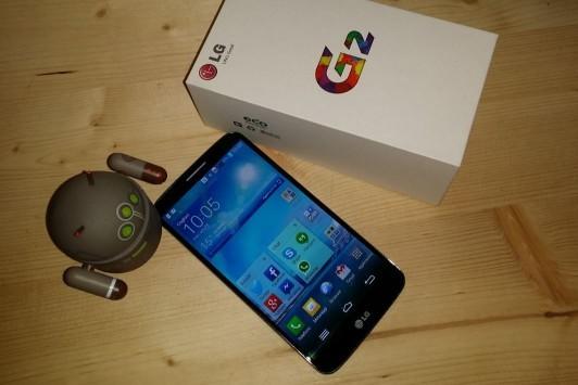 LG G2, KitKat in arrivo a inizio 2014