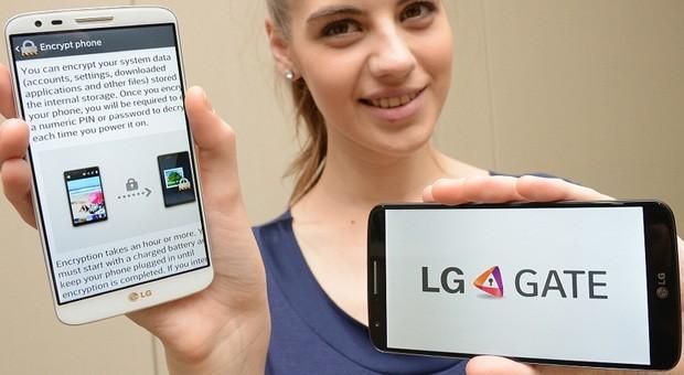 Gate: ecco la soluzione enterprise secondo LG