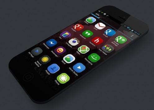 MOND: ecco un nuovo Icon Pack in stile iOS 7