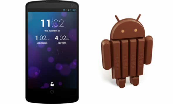 LG Nexus 5 ed Android 4.4: presentazione in giornata secondo Paul O'Brien [UPDATE: Evento a Manchester]