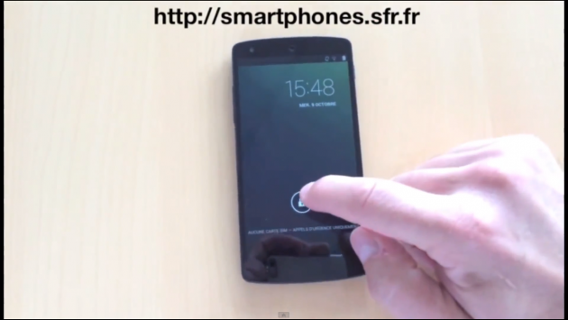 Google Nexus 5 con Android 4.4, ecco un dettagliato video da 7 minuti sullo smartphone