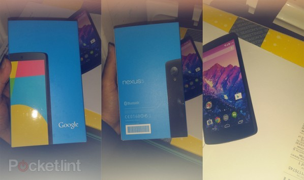 Nexus 5 arriva nei magazzini di Carphone Warehouse: ecco le foto