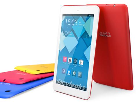 Alcatel: ecco un'immagine di un presunto tablet dell'azienda