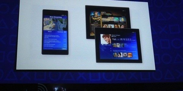 Sony: PS4 Remote Play in arrivo su Xperia Z2 e Z2 Tablet
