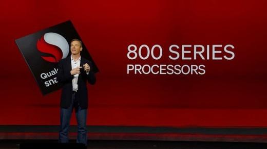 Qualcomm svela il nuovo Snpadragon 805: frequenza fino a 2.5GHz e nuova GPU Adreno 420